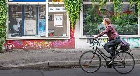 MSC Berlin Karin Wolf